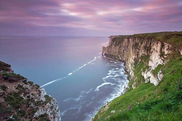 Bempton Cliffs by George Stoyle