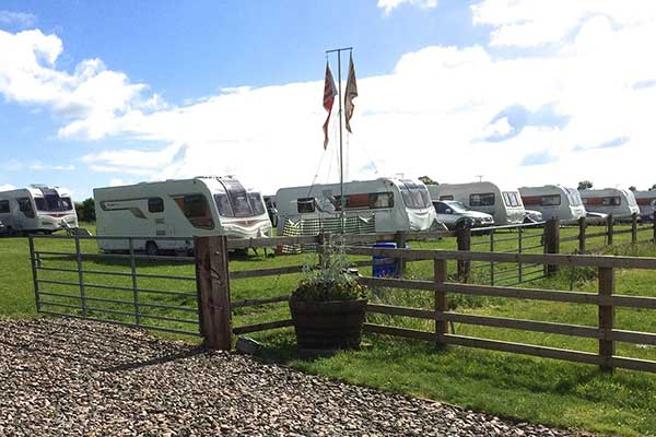 East End Farm Garton is a fully licensed campsite