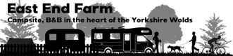 East End Farm Garton on the Wolds logo